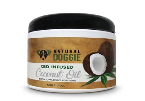 Natural Doggie CBD oil
